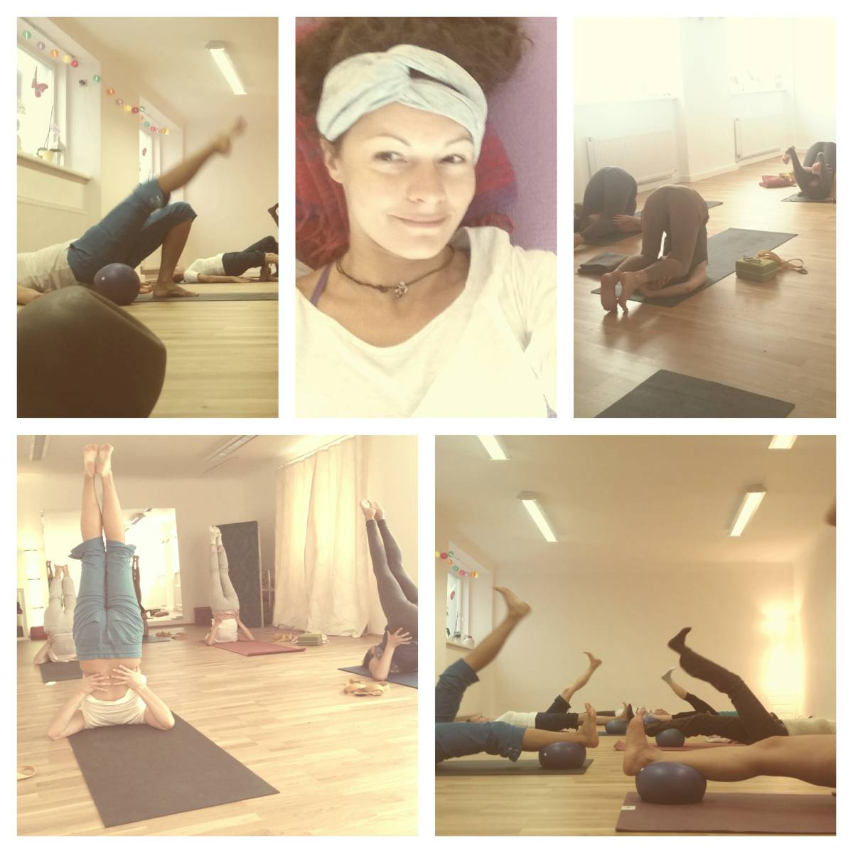 Yoga & Pilates in der Yoga Stube